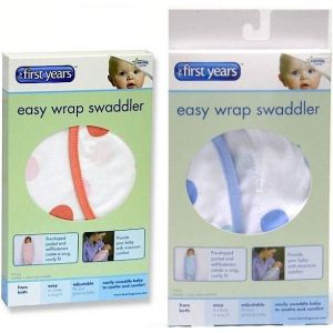 The First Years Easy Wrap Swaddler