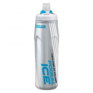 CamelBak Podium Ice Cosmic Blue Water Bottle