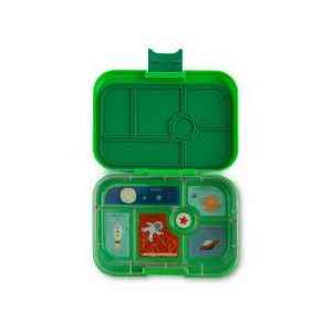 Yumbox Terra Green 6 compartments Bento Lunch box