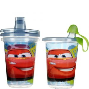 The First Years Disney Pixar Take & Toss 10 Oz- Sippy Cup 3-pack