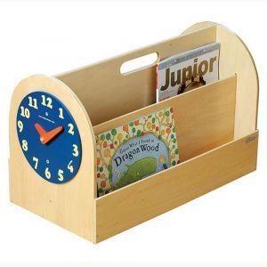 Tidy Books Box - Natural