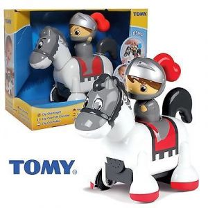Tomy Toomies Clip Clop Knight Toy