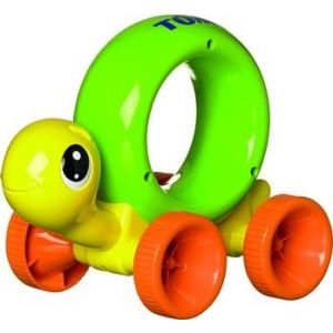 Tomy Toomies Push 'n' Crawl Turtle Toy