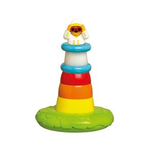 Tomy Toomies Stack N Play Lighthouse Toy