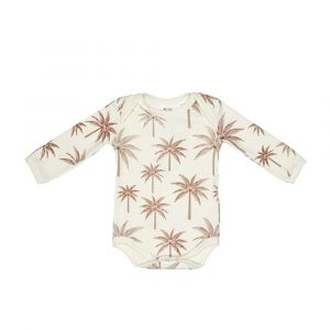 Two Tykes Long Sleeve Florida Baby Suit - 6 -12m