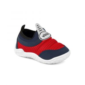 Vicco 313.19Y.192 Boy Sport Shoes - Navy-Red