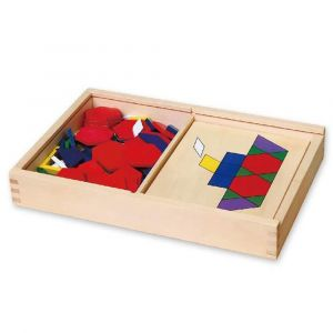 Viga Pattern Board and Block