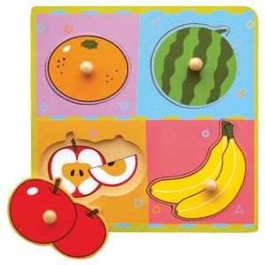 Viga Whats Inside Puzzle-Fruits