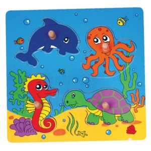 Viga Whats Inside Puzzles-Sea