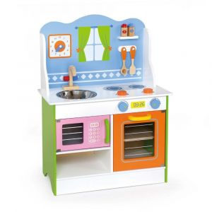 Viga Wooden Angel Kitchen