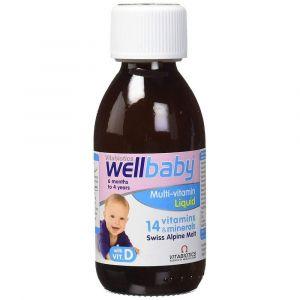 Vitabiotics Wellkid Baby & Infant Syrup 150ml