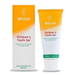 Weleda Children's Tooth Gel - 50ml