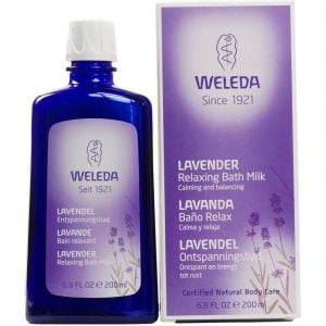 Weleda Lavander Relaxing Bath - 200ml