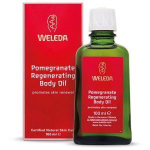Weleda Pomegranate Regenerating Body Oil - 100ml