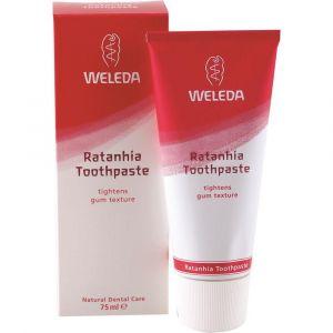 Weleda Ratanhia Toothpaste - 75ml
