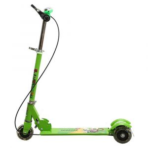 Well Play 3-Wheels Scooter - Red