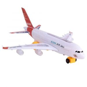Well Play Air Bus A380 Play Vehicle