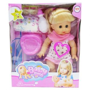 Well Play Doll Set