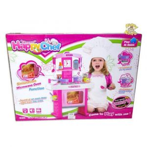 Well Play Happy Little Chef Kitchen Play Set