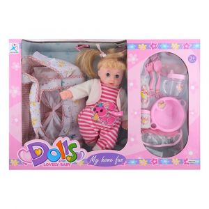 Well Play Lovely Baby Dolls Set