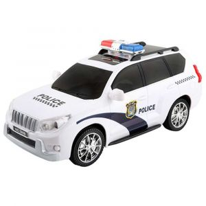 Well Play Police Car with Sound & Flash Light
