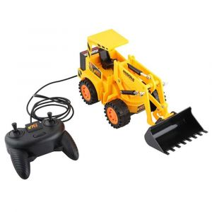 Well Play Remote Control Excavator Truck Toy
