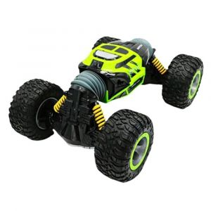 Well Play Remote Control Rock Crawler Stunt Toy