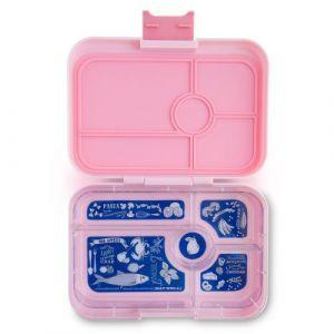 Yumbox Amalfi Pink Tapas 5 compartments Bento Lunch box