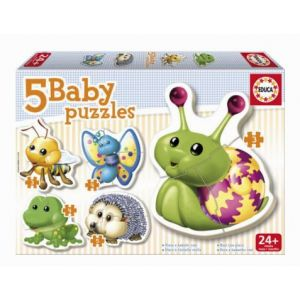 Educa Forest Animals Baby Puzzles