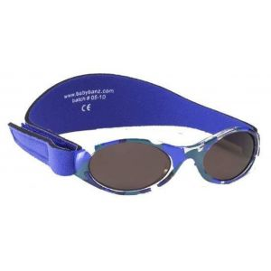 Baby Banz Adventure Sunglasses - Blue Camo
