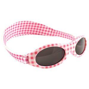 Baby Banz Adventure Sunglasses - Pink Check