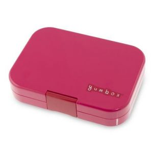 Yumbox Pink Tribeca 4 Compartments Lunch Box
