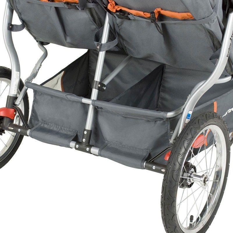 Baby Trend Grey Navigator Jogger Stroller Vanguard