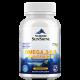 Nordic Sunshine - Omega 3 6-9-6 & Vitamin D - 100 Softgels