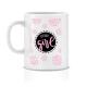 Twinkle Hands Birthday Girl Mug