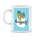 Twinkle Hands Congratulation Mug