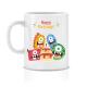 Twinkle Hands Happy Birthday Mug - Monsters