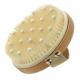 Hydrea London Beechwood Detox Brush with Pure Bristle and Rubber Nodules