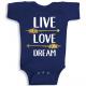 Twinkle Hands Love Live Dream Baby Onesie, Bodysuit, Romper
