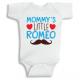 Twinkle Hands Mommy's little Romeo Baby Onesie, Bodysuit, Romper
