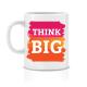 Twinkle Hands Think Big Mug