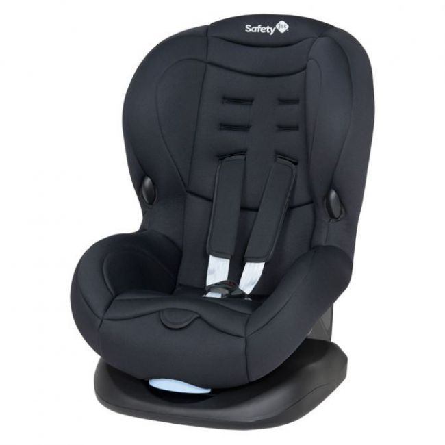 Safety 1st Group 1 Baby Cool Black Car Seat
