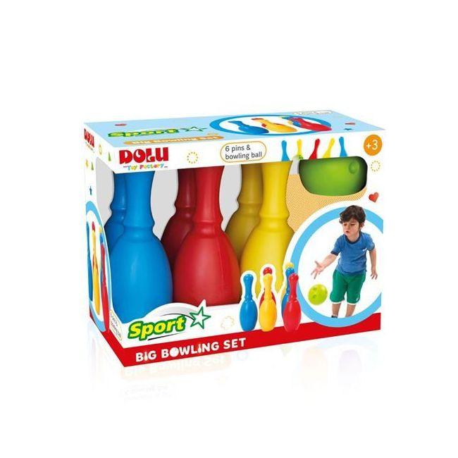 DOLU Small Bowling Toy Set