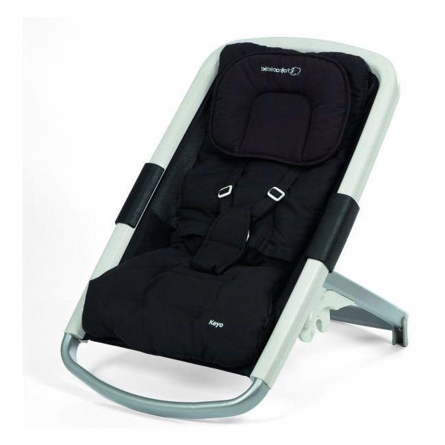 Bebe Confort Total Black Keyo Rocker Seat/High Chair