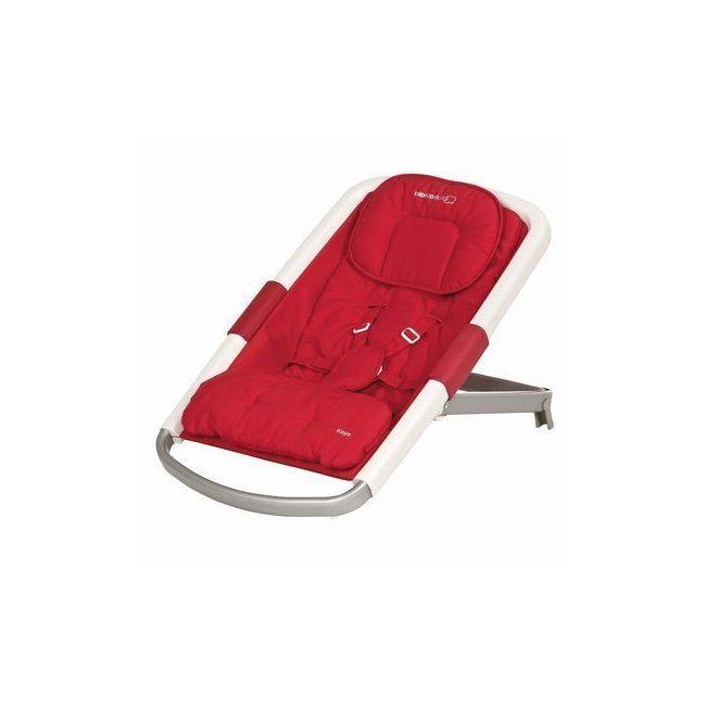 Bebe Confort Intense Red Keyo Rocker Seat/High chair