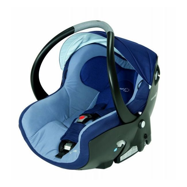 Bebe Confort Dress Blue Creatis Fix Car Seat