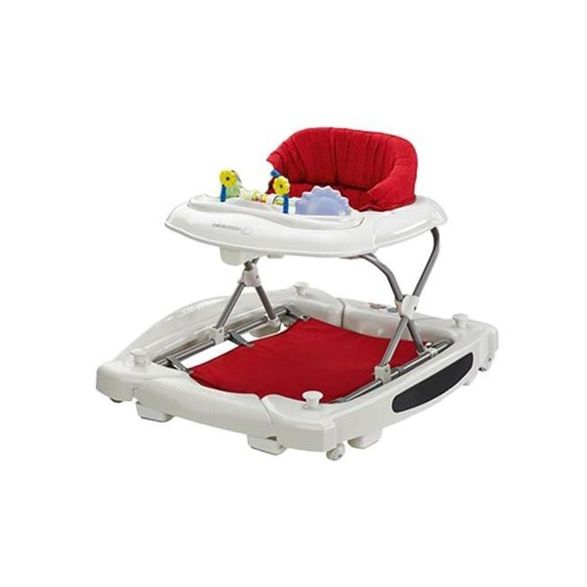 Bebe Confort Red Rocking Walker