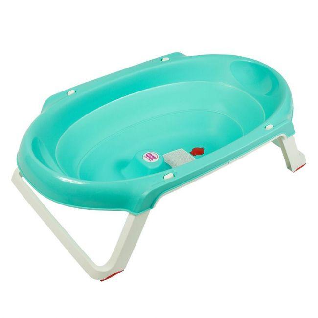Okbaby - Onda Slim The Folding Bath Tub - Green