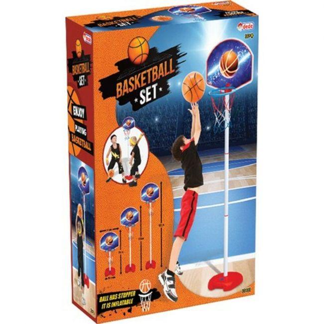 Dede - Kids Footed Basketball Backboard Set