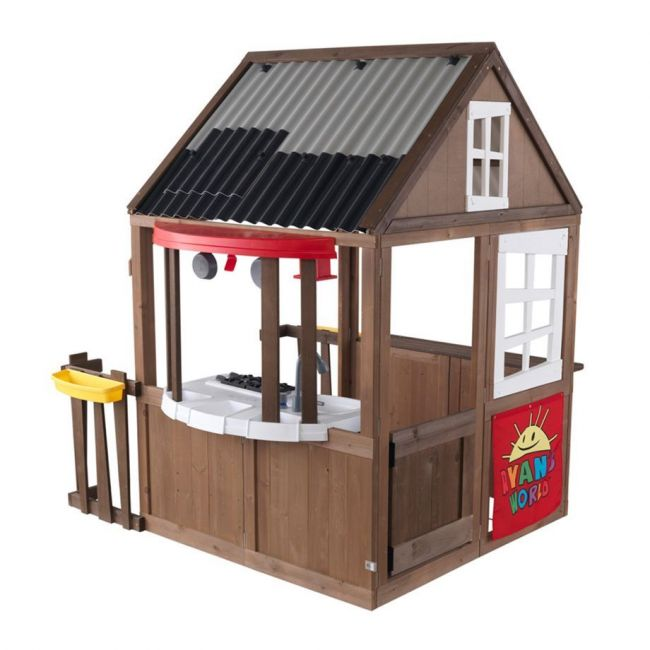 Kidkraft - Ryan's World Outdoor Playhouse